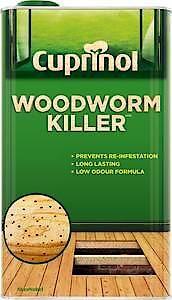 Cx Woodworm Killer Low Odour (Wb) 5L
