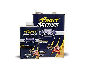 Barrettine Panther Paint Stripper 250Ml