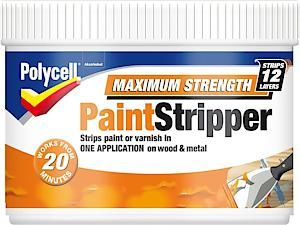 Polycell Ms Paint Stripper 500Ml