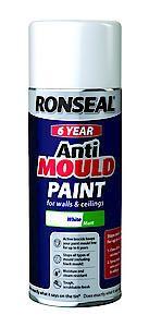 Quick Dry Anti Mould Aerosol 250Ml