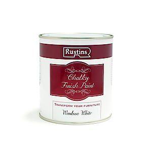 Rustins Chalk Paint Geo Grey 500Ml