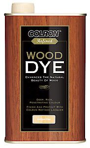 Colron Wood Dye Geo Md Oak 500Ml