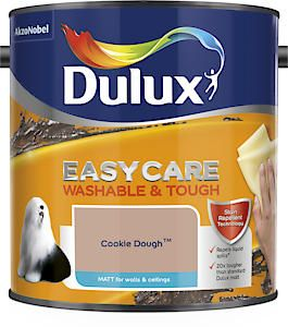 Du Easycare W&T Matt Cookie Dough 2.5L