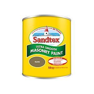 Sandtex Mason Olive 150Ml