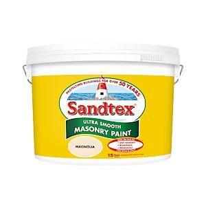 Sandtex Mason Smth Magnolia 10L