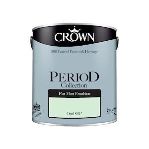 Crown Period Matt Opal Silk 2.5L
