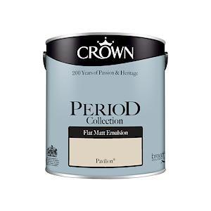 Crown Period Matt Pavillion 2.5L