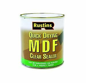 Mdf Sealer - 500Ml