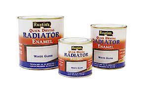 Quick Dry Radiator Enamel Gloss 250Ml