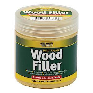 Multi Purpose Premium Joiners Grade Wood Filler 250Ml Medium Stainable