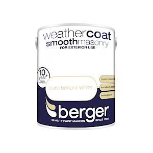 Berger Weathercoat Smooth - 5L - Bril White