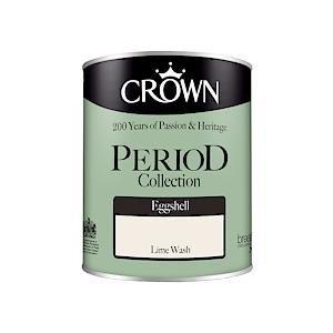 Crown Per Eggshell Lime Wash 750Ml