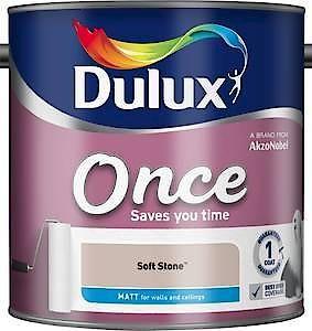 Dulux Once Matt First Dawn 2.5L