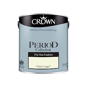 Period Flat Matt 2.5L Chse Lngue