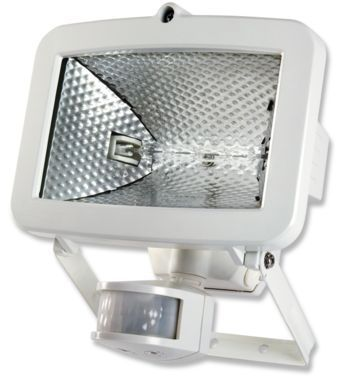 Timeguard 400W Energy Saving PIR Halogen Floodlight SLW400G