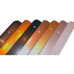 Rolabond 40mm Worktop Trim Corner Joint Bright Gold