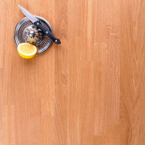 Wex Trade Solid Oak Pre Oiled Worktop 40 X 3000 X 620Mm