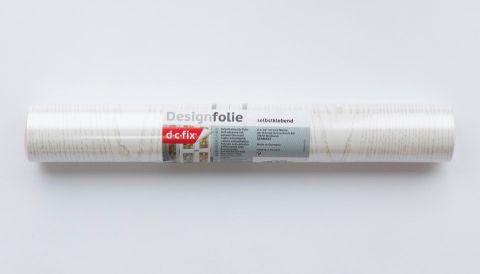 D-C-Fix� Wood Sticky Back Plastic 45Cm X 15M Pearlwood