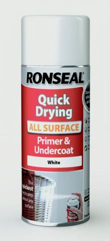 Ronseal All Surface Primer Aerosol 400Ml