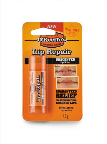 O'keeffe's Lip Repair 4.2G Unscented