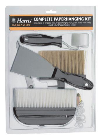 Harris Taskmasters Complete Paper Hanging Kit