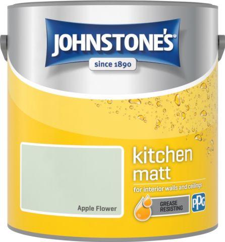 Johnstone's Kitchen Matt 2.5L Apple Flower