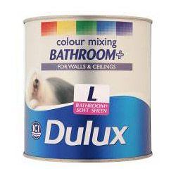 Dulux Colour Mixing Bathroom+ Soft Sheen Base 1L Medium