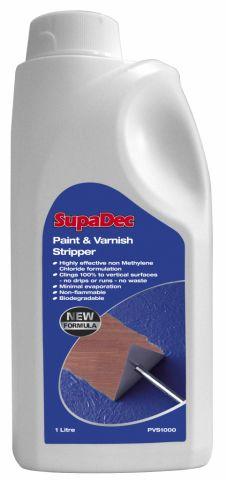 Supadec Paint & Varnish Stripper 1L