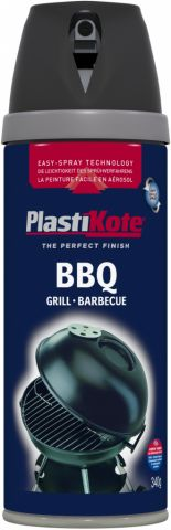 Plastikote Bbq Spray Paint 400Ml