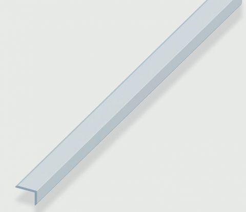 Rothley Edge Protecting Profile - Anodised Alumium - Silver 8Mm X 19Mm X 1.6Mm X 2M