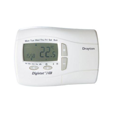 Drayton Digistat Plus 3RF701 programmable room thermostat