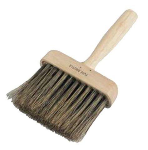 4 Grey Bristle Dusting Brush