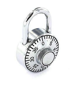 Sec Comb Lck Wth Dial 40Mm S1193