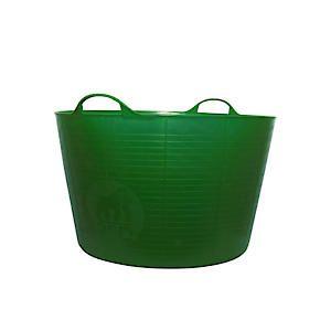 Flks Flexi Tubtrug Green 75L