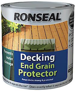 Ronseal Deck End Grain Protect 750Ml