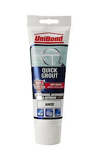 Uni Quick Grout Tube White