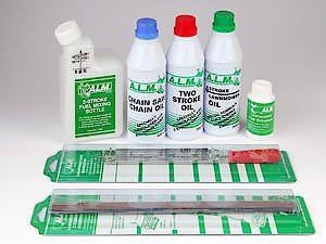 Alm Fuel Mixing Bottle 1L Mx001