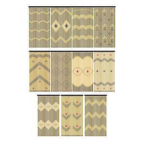 Beaded Door Curtain 90X180 11087*