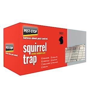 Pest-Stop Squirrel Trap Psscage