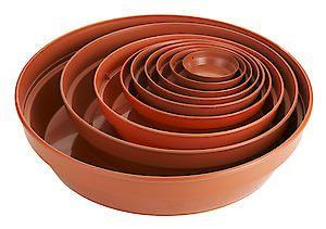 P.Pot Saucer Pk5 9Cm 3 Gn051