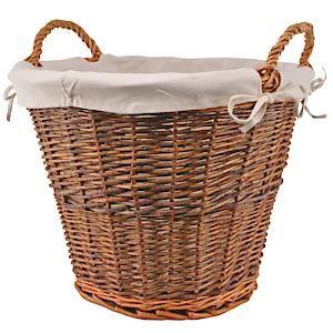 Duo Tone Lge Basket Liner 4059