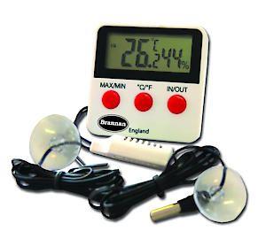 Brannan Electric Therm Hygrometer 22/425