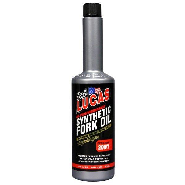 20Wt Fully Synthetic Fork Oil 473Ml