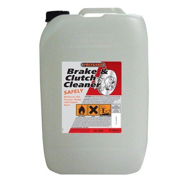 Brake Clutch Cleaner 25 Litre