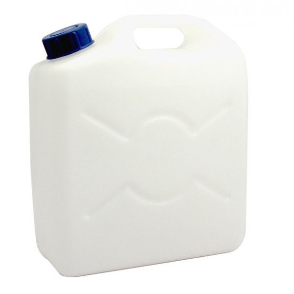 Jerry Can Screw Cap Translucent 5 Litre