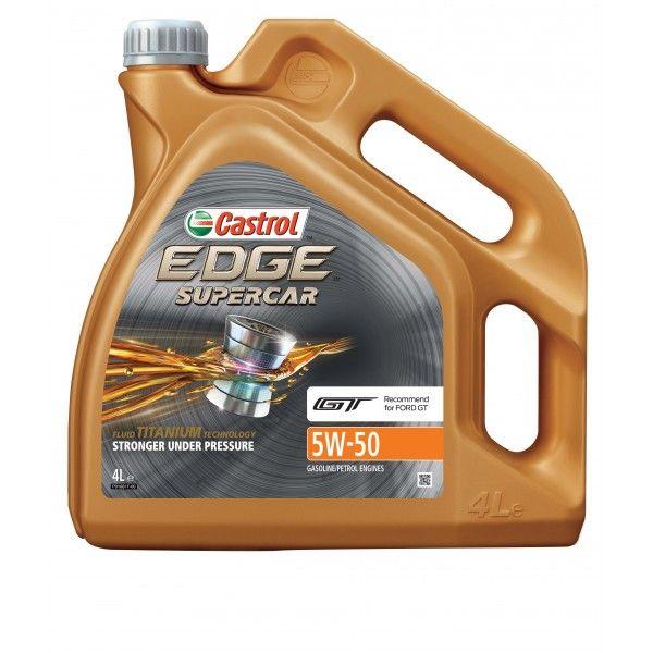 Edge Supercar 5W50 4 Litre