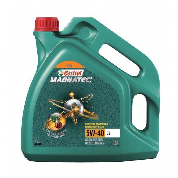 Magnatec 5W40 C3 4 Litre