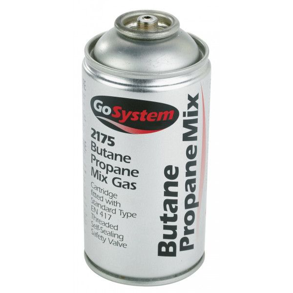 170G Butane Propane Mix Gas Cartridge Pack Of 12