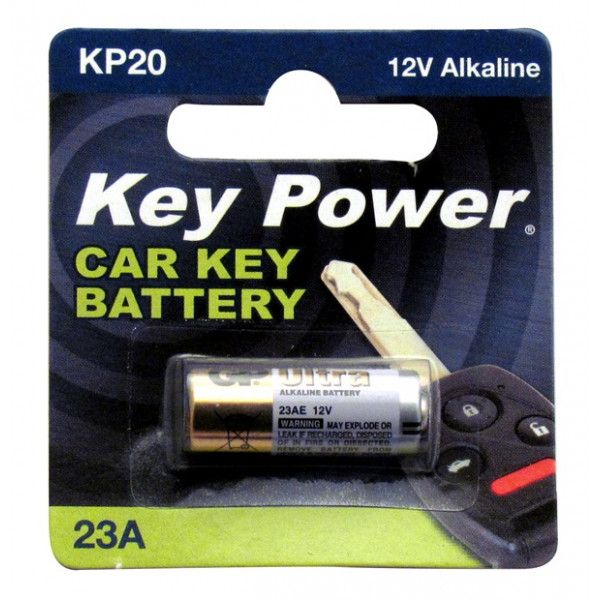 Coin Cell Battery 23A Alkaline 12V