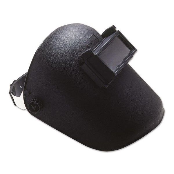 Flipup Welding Head Mask Black